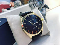 Часы мужские черный ремешок