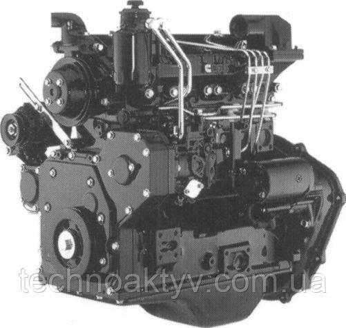 Двигатели Cummins серии B3.3