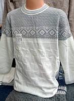Теплый свитер для мальчика 1708\12