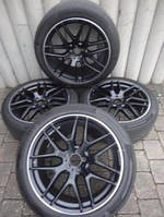 22 оригинальные колеса диски на Mercedes GLE 63 AMG
