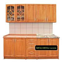 Кухня модульная Оля 2.0 м