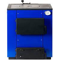 Твердотопливный котел Макситерм 12ПБ (Синий)
