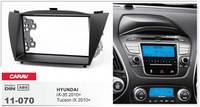 Переходная рамка Hyundai iX-35, Tucson iX 2010+ CARAV 11-070