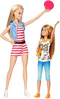 Кукла Барби и Стейси Barbie Sisters Barbie & Stacie Dolls, фото 1