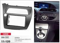 Переходная рамка Honda Civic Hatchback 2006-2011 (Left Wheel) CARAV 11-120