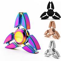 Спиннер звезда метал Spinner игрушка антистресс