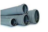Трубы для внутренней канализации ПВХ Ду50