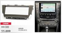 Переходная рамка Lexus 1 DIN IS 2006-2012 CARAV 11-209