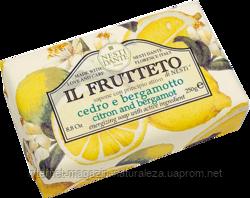 Мыло Nesti Dante Лимон и бергамот, фото 2