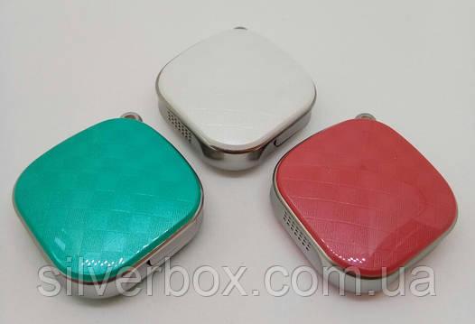 Универсальный брелок кулон GPS-трекер A9 для детей, пожилых людей, транспорта, грузов А9 mini