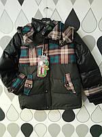 Куртка зима на мальчика от 4до 6 лет