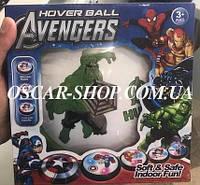 Аеро Мяч Халк Супергерои / Аэро мяч / Ховербол Hoverball Ховербол LED Светящийся