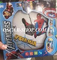 Аеро Мяч Человек Паук Супергерои / Аэро мяч / Ховербол Hoverball Ховербол LED Светящийся