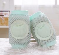 Наколенники детские с мягкой подушечкой в виде яблочка