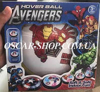 Аеро Мяч Железный человек Супергерои / Аэро мяч / Ховербол Hoverball Ховербол LED Светящийся