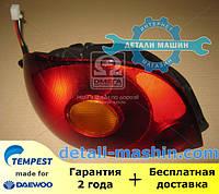 Фонарь (фара) задний левый МАТИЗ 01 (TEMPEST) DAEWOO MATIZ 01
