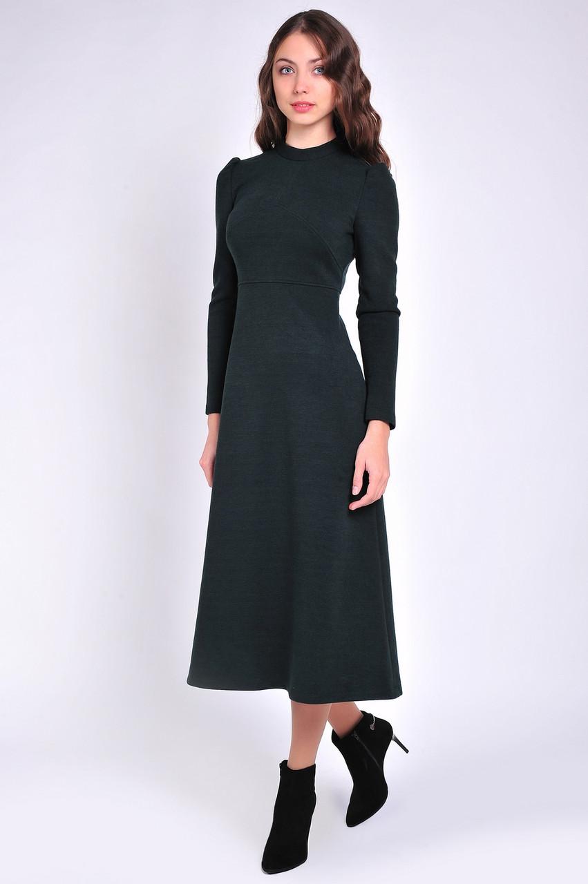 Платье женское делового стиля офисное
