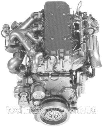 Двигатели Cummins серии QSB
