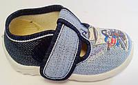 Обувь для мальчиков Текстиль Костя 12-273(27) Waldi Украина