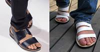 Мужские сандалии как новые тренды летней обуви