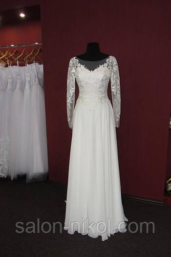 Свадебное платье 17-14