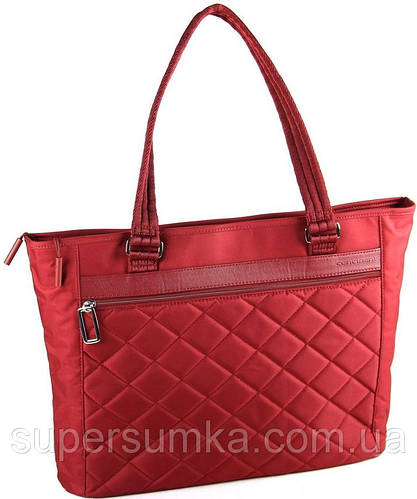 Деловая облегченная сумка Continent CC-044 красная