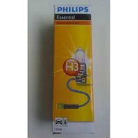 """Галогенка H3 12V 55W """"Philips"""" +30%"""