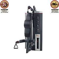 Тросовый тренажер для мышц брюшного пресса\бицепса FreeMotion F501