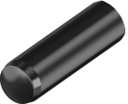 DIN6325 Штифт 10х60 циліндр бп гартований