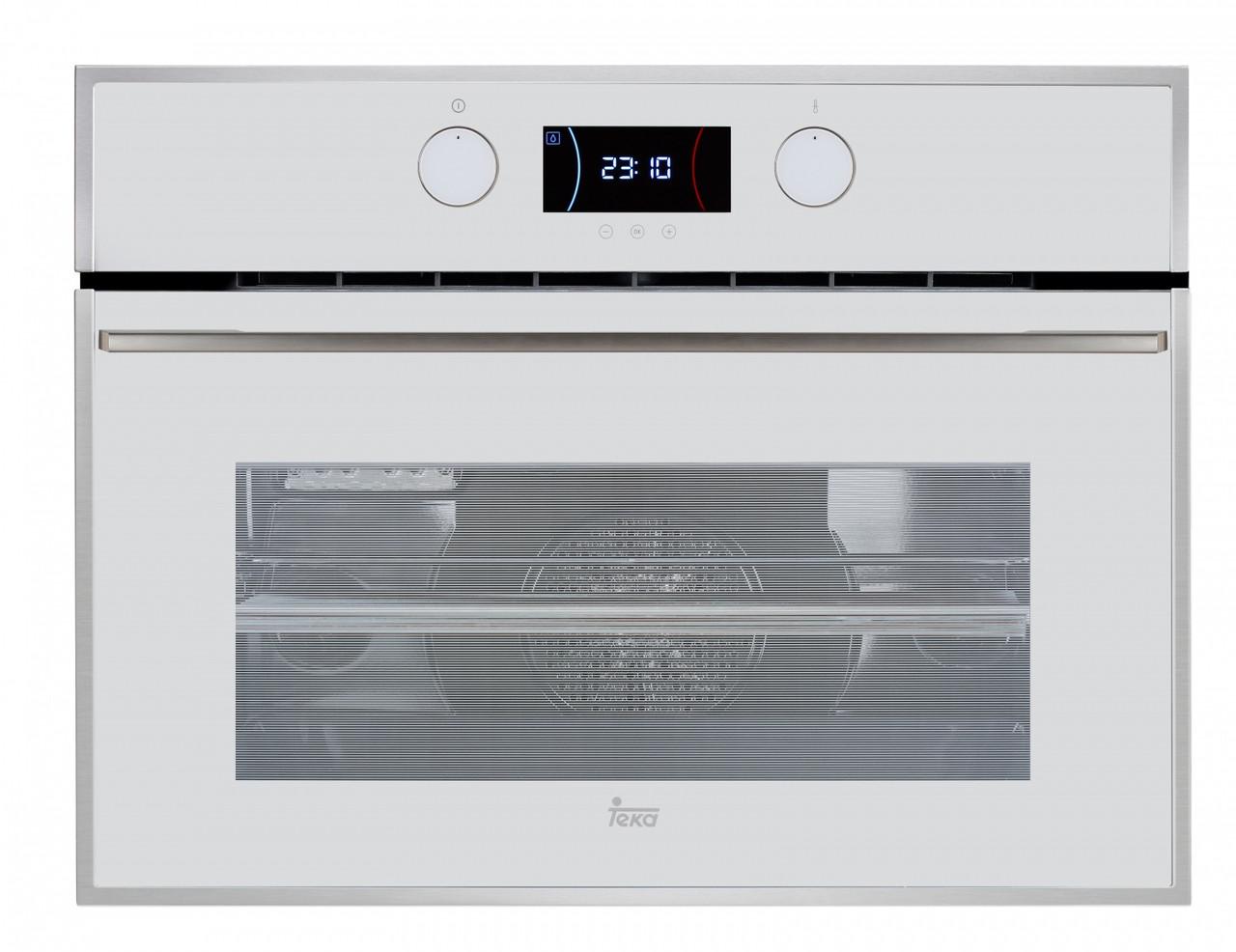 Встраиваемый духовой шкаф белый TEKA HLC 840 WHITE