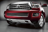 Защита нижняя картера  для Toyota Sequoia 2007-2017 Новая Оригинальная