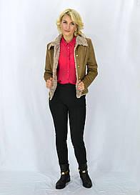 Молодежная курточка цвета беж  Джессика