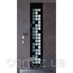 Входная дверь ТМ Стилгард Manhattan Grey