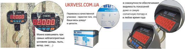 Весы крановые ВК ЗЕВС III-3000