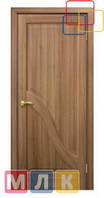 ОМИС Двери ламинированные пленкой ПВХ Серия Мастер Габриэлла ПГ, 2000*900*34 мм