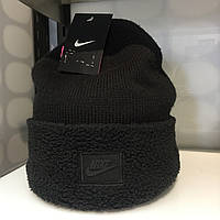 ШАПКА NIKE SLOUCH BEANIE - RED 805037-010
