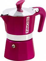 Кофеварка гейзерная Pedrini 02CF030 (360мл) (на 6 чашек)