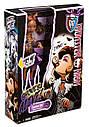 Кукла Монстер Хай Клодин Вульф серия Она живая Monster High It's Alive Clawdeen Wolf Doll, фото 5