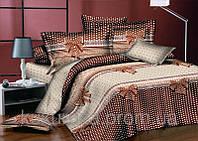 Семейный комплект постельного белья Бантики
