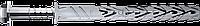 Анкер T66/V 10/100 + шуруп 6гр