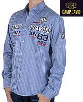 Модная мужская рубашка Camp David ( Кэмп Дэвид )