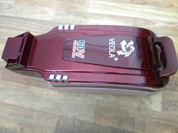 Корпус акамулятора к модели ZZW(60 вольт) в сборе, фото 2
