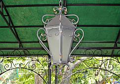 Кований ліхтар