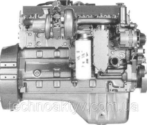 Двигатели Cummins серии QSL