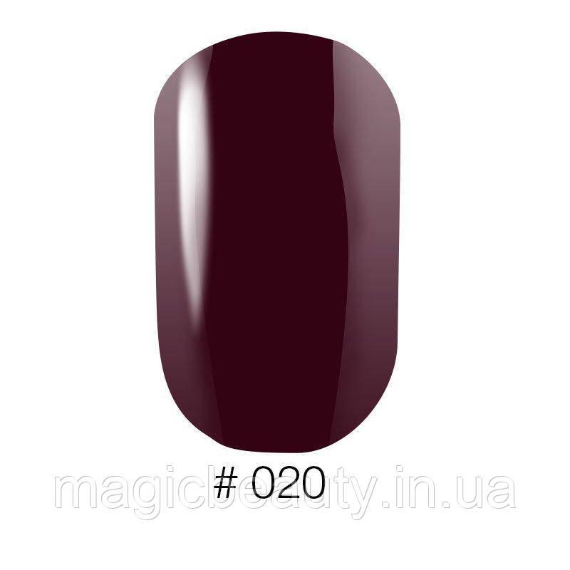 Лак для ногтей Naomi № 20, 12 мл