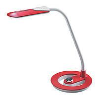 Настольная светодиодная лампа 6w Lumen TL 1392 4500К белая/черная/серебро/красная