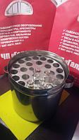 Баня водяная для бутирометров. Без плиты, фото 1