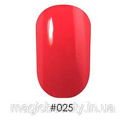 Лак для ногтей Naomi № 25, 12 мл