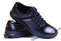 Мужские кожаные кроссовки Columbia Ranger