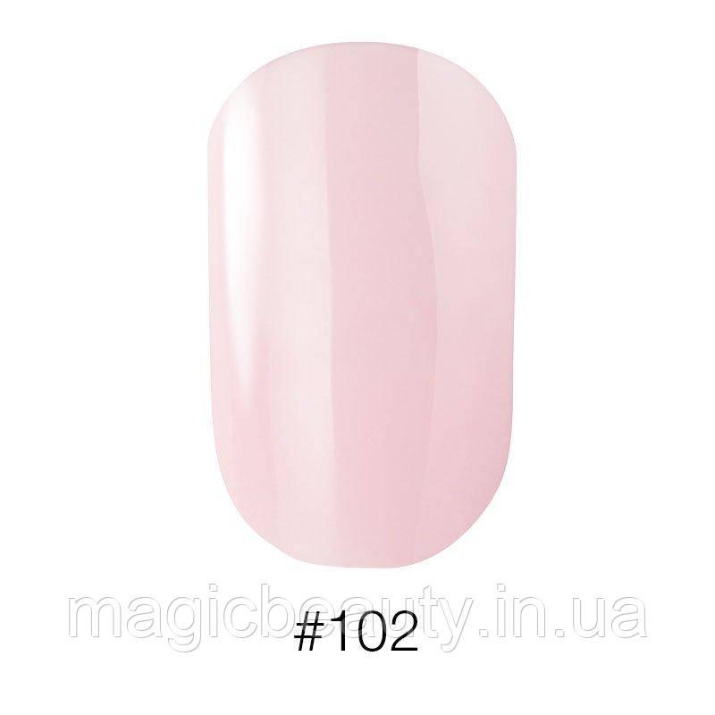 Лак для ногтей Naomi № 102, 12 мл